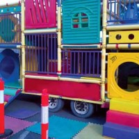 Dream Big with World-First Mobile Playground Opportunity.New Listing.