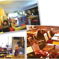 Popular licensed cafe  located in idyllic min-north coast seaside town.New Listing.