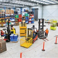 Victorian based advanced forklift licences & training facility.New Listing.