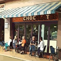 Coffee & Chocolate a perfect business partnership.New Listing.
