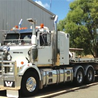 Tilt truck business located in Australia's gas & oil explorations hub in SW Queensland.New Listing.