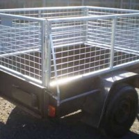 Unique Victorian trailer manufacturer & repairer featuring sales & hire network.New Listing.