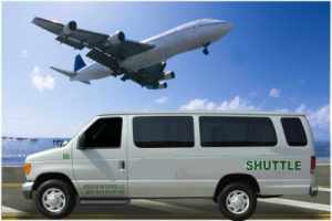 Country Victoria Airport shuttle service. New listing.