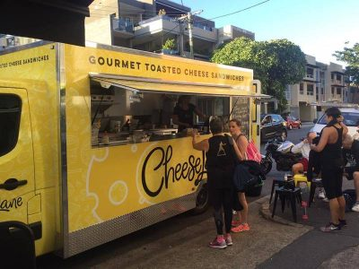 Gourmet Food Truck - Relocatable - Iconic menu. Be Part of the new food revolution