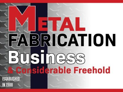 Metal Fabrication and Considerable Freehold