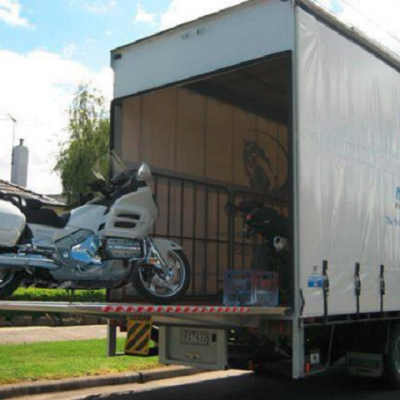 Unique Opportunity - Motor Cycle Transport Business.New Listing